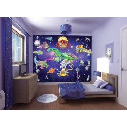 ALIEN ADVENTURE - WALLTASTIC 3D FOTOTAPETA
