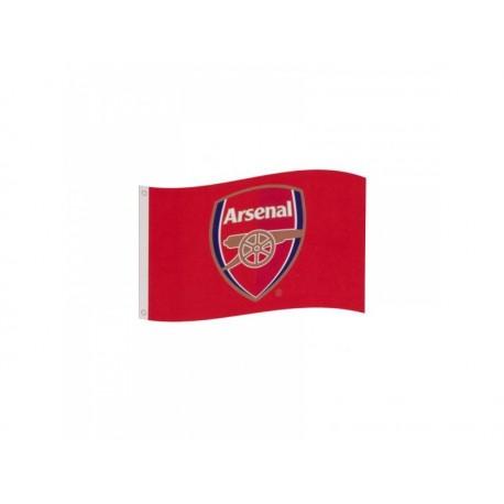 Klubová vlajka 152/91cm ARSENAL Core