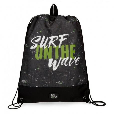 JOUMMA BAGS Vrecúško / taška na chrbát SURF ON THE WAVE