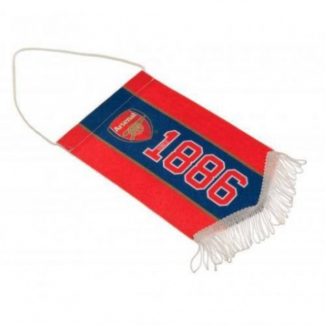 Klubová minivlajka ARSENAL F.C. Established