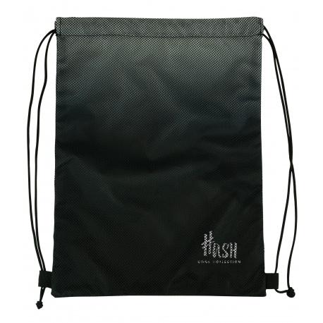 HASH® Športové vrecúško / taška na chrbát Smoky Gray, 507020034