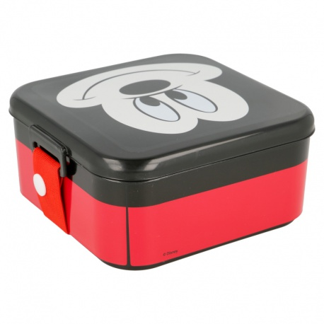 Plastový box / krabička na desiatu MICKEY MOUSE, 59045