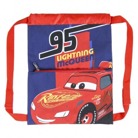 Zaťahovacie  vrecúško / batoh na chrbát DISNEY CARS, 2100003121
