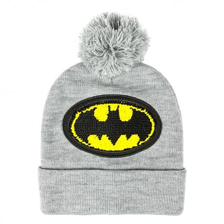 Dievčenská zimná čiapka BATMAN Premium, 2200006119