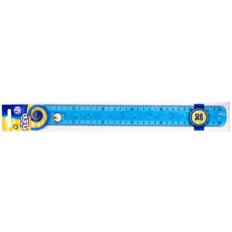 ASTRA FLEXI Pravítko 30cm, mix farieb, 424120004