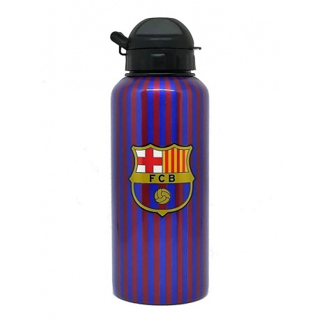 ALU fľaša na pitie FC BARCELONA Classic, 400ml