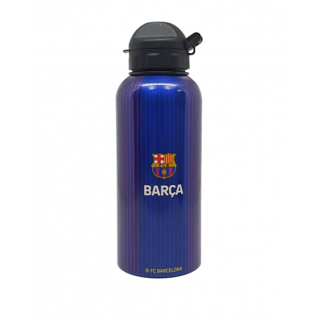 ALU fľaša na pitie FC BARCELONA Club, 400ml