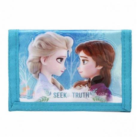 Dievčenská peňaženka DISNEY FROZEN, 00495