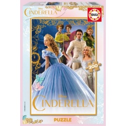 CINDERELLA - PUZZLE 200ks (3287)