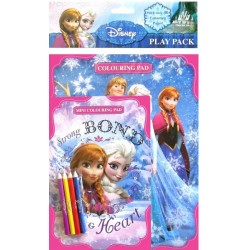 DISNEY FROZEN - ACTIVITY SET / OMAĽOVÁNKY (4465)