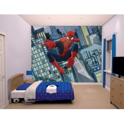 SPIDERMAN ´ULTIMATE´ - WALLTASTIC® 3D FOTOTAPETA (3824)