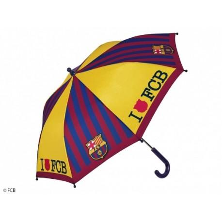 PERLETTI® Detský dáždnik FC BARCELONA (0117)