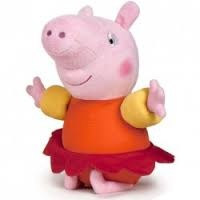PEPPA PIG ´SUMMER TIME´ - PLYŠOVÁ HRAČKA 20cm (1106)