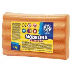 ASTRA Modelovacia hmota do rúry MODELINA 1kg oranžová (304111006)