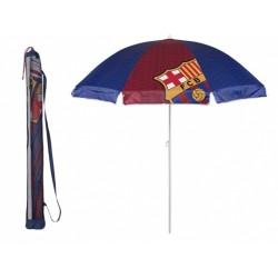 Detský plážový slnečník s UV ochranou FC BARCELONA (0414)