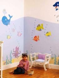 FunToSee kolekcia samolepiek na stenu MORE (0011)