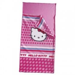 Flísový vak na zips HELLO KITTY (2573)