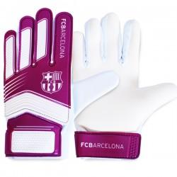 Brankárske rukavice FC BARCELONA Kids 6-10 rokov (8331)