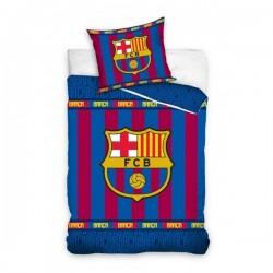 Obojstranné bavlnené obliečky FC BARCELONA Crest (1831)