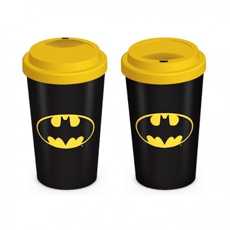Cestovný keramický termo pohár 340ml BATMAN (3392)