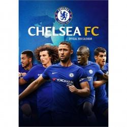 Nástenný kalendár 2018 FC CHELSEA (4765)