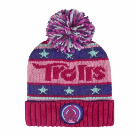 Detská zimná čiapka TROLLS Poppy Premium, 2200002484