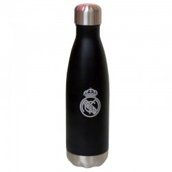 HOT/COLD Hliníková termo fľaša REAL MADRID Black 500ml (1056)