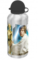 ALU fľaša na pitie sivá STAR WARS 500ml (3637)