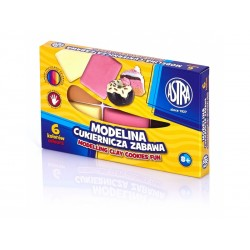 Modelovacia hmota do rúry ASTRA MODELINA Cukráreň 6ks (0445)