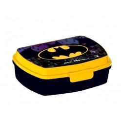 Plastový box na desiatu BATMAN