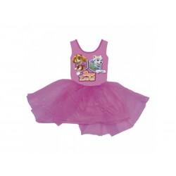 Tanečné tutu šaty / body PAW PATROL