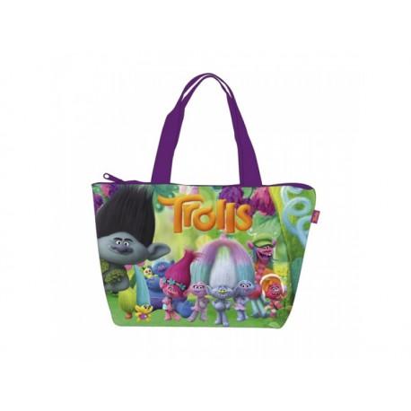 Detská plážová taška 48/32cm TROLLS, TL11347 ARDITEX TRO0860