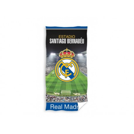CARBOTEX Bavlnená osuška 70/140cm REAL MADRID Stadium, RM171102