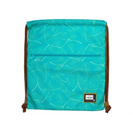 Luxusné vrecúško / taška na chrbát HEAD Green, HD-131, 507018009 HEAD AST2965