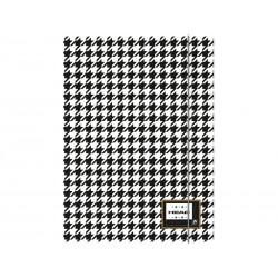 Box na spisy s gumičkou papierový A4 HEAD Cross, HD-183