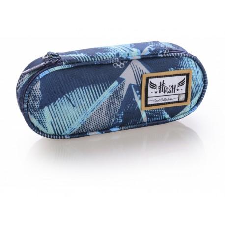 Jednokomorový peračník / puzdro HASH® Blue, HS-18, 505018074 HASH® HAS1998