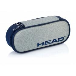Jednokomorový peračník / puzdro HEAD Grey, HD-66