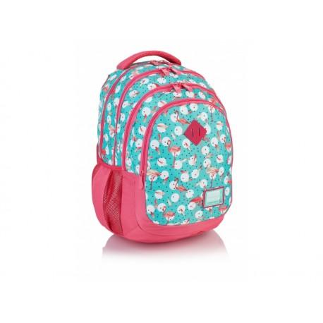 Študentský / školský batoh HEAD Flamingo, HD-83, 502018033