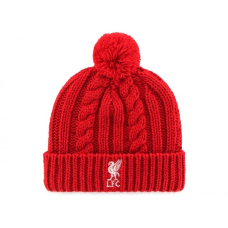 Zimná úpletová čiapka FC LIVERPOOL Cable FOREVER COLLECTIBLES LIV1709