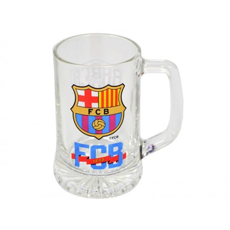 Pohár na pivo FC BARCELONA 300ml FOREVER COLLECTIBLES BRC1447x