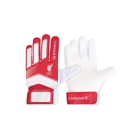 Brankárske rukavice FC LIVERPOOL Youth 10+ FOREVER COLLECTIBLES LIV1842A