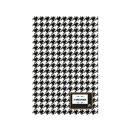 Poznámkový blok B5 HEAD Cross, HD-163,160 listov, štvorčekový (5x5mm) HEAD AST2800