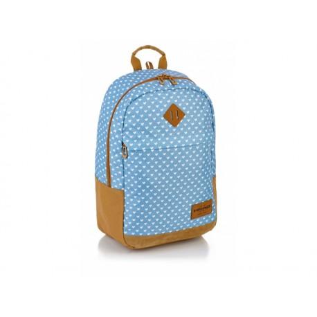 Jednokomorový študentský / športový batoh HEAD Light, HD-119, 502018050