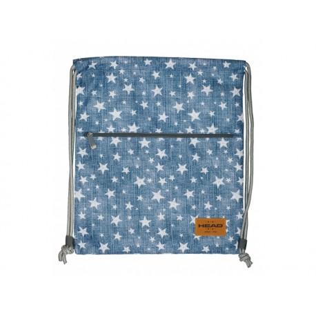 Luxusné vrecúško / taška na chrbát HEAD Stars, HD-140 HEAD AST0945