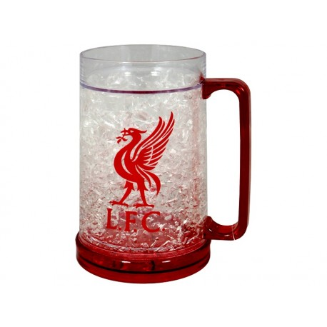 Pohár na pivo FC LIVERPOOL Freezer 400ml FOREVER COLLECTIBLES LIV560