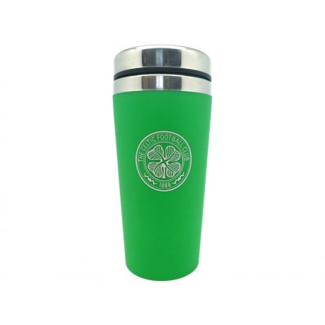 ALU Cestovný termo hrnček 450ml CELTIC FOREVER COLLECTIBLES CEL1959
