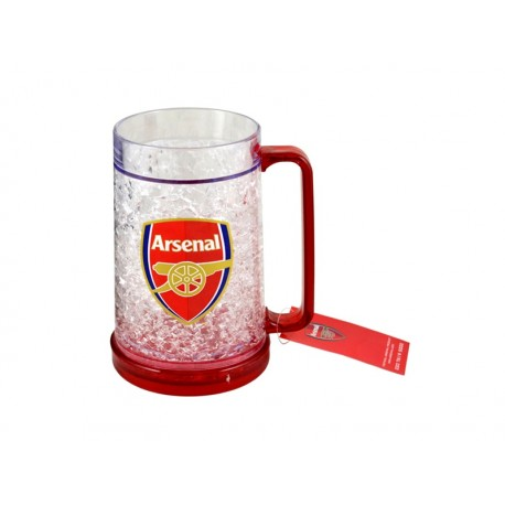 Pohár na pivo ARSENAL Freezer 400ml FOREVER COLLECTIBLES ARS1564