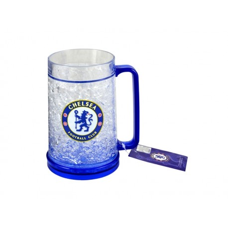 Pohár na pivo FC CHELSEA Freezer 400ml FOREVER COLLECTIBLES CHE1520