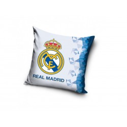 CARBOTEX Obliečka na vankúšik 40/40cm REAL MADRID
