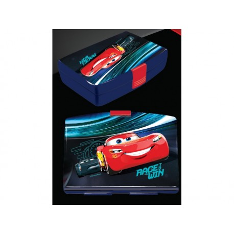 Plastový box na desiatu DISNEY CARS CARBOTEX CAR1781